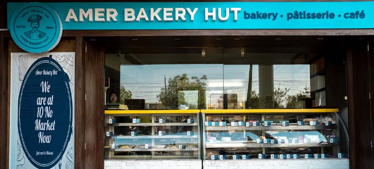 Amer Bakery Hut - Amer Group